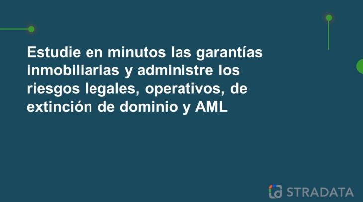 Extensión de dominio y AML - Webinar Stradata