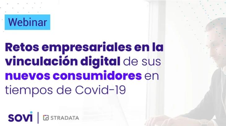 Consumidores en tiempos de Covid-19 - Webinar Stradata