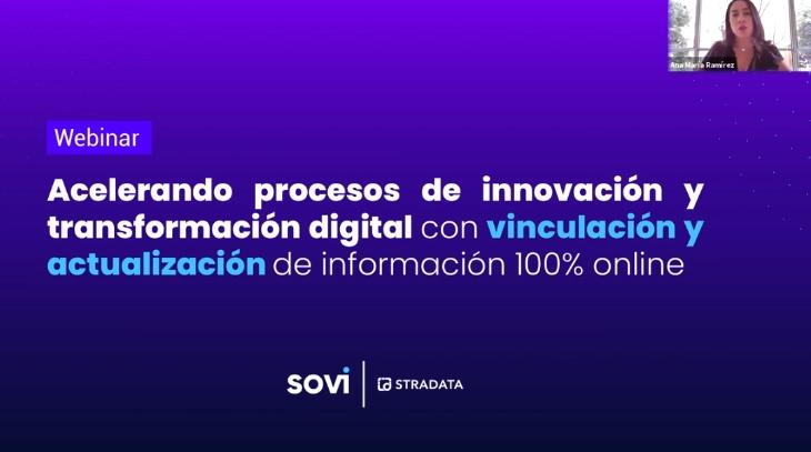 Vinculación y actualización de información - Webinar Stradata