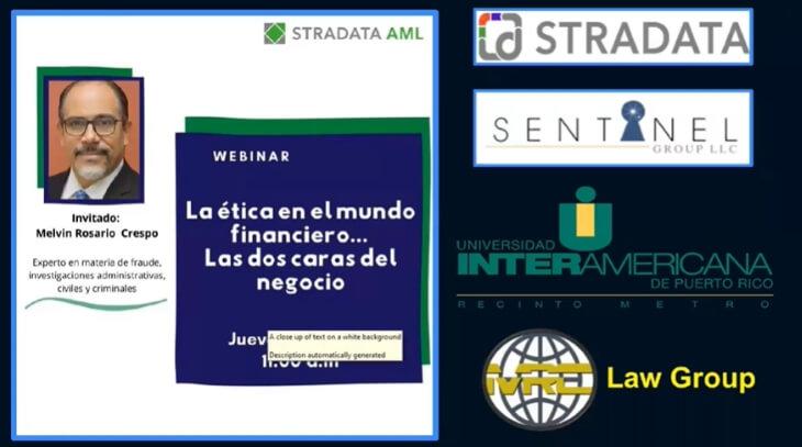 La ética en el mundo financiero - Webinar Stradata