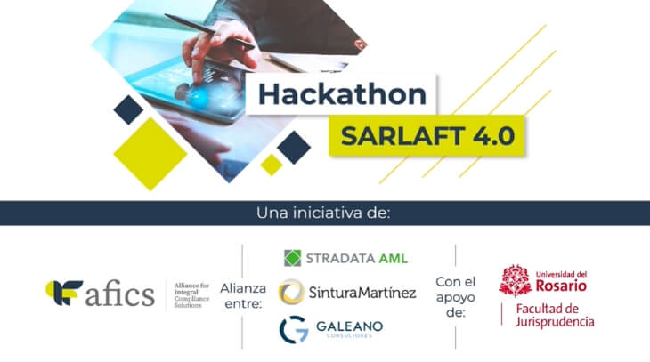 Hackathon Sarlaft 4.0 - Webinar Stradata